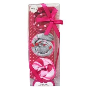 🆕♥Cupcake Treats Valentine's Day Crew Socks